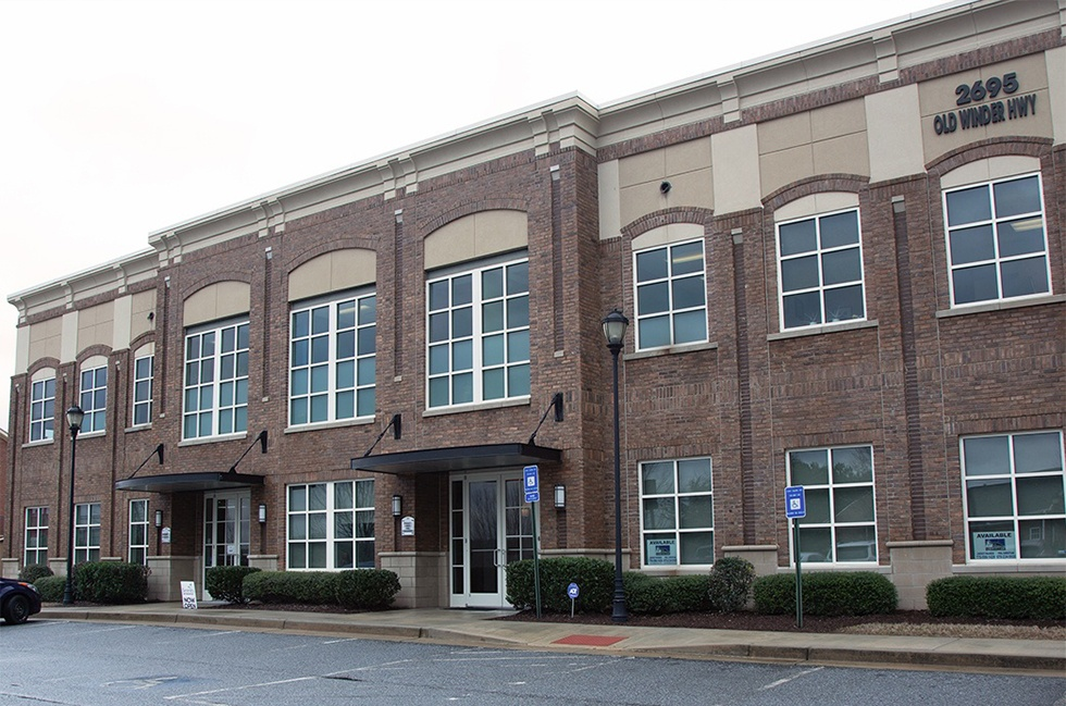 Braselton orthodontic office building